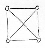 Nem 3-színezhető gráf (példa)