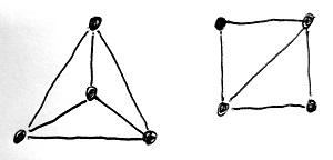 Nem izomorf gráfok (példa)